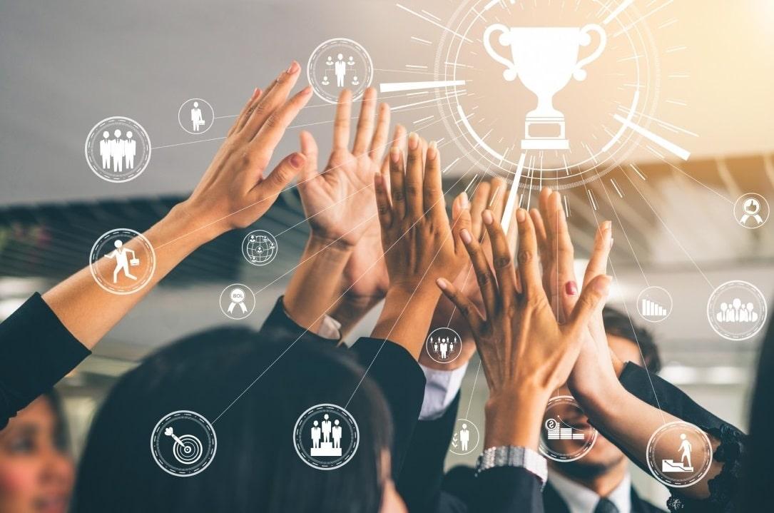 Gagnant de la coupe gestion d'entreprise