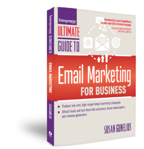 ultimate guide to email marketing book