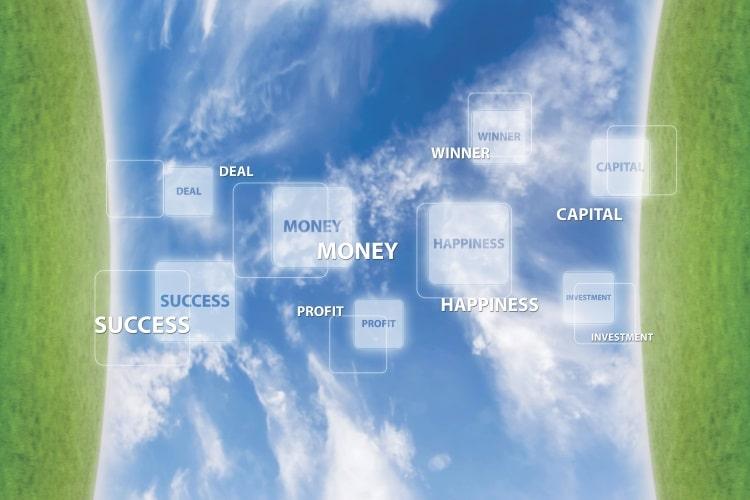 business success deal money profit