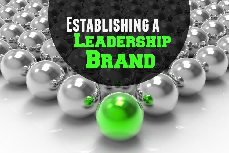 leadership brand leader