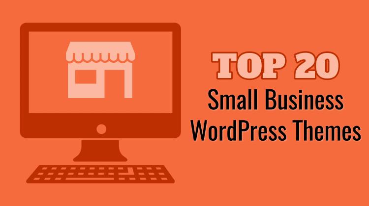 small business wordpress themes