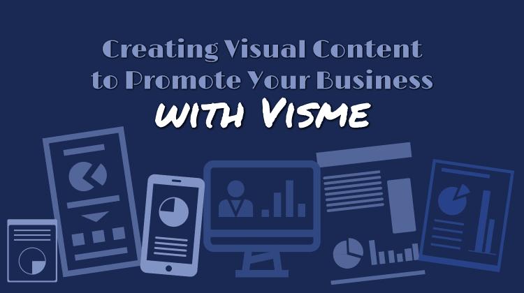 visual content visme