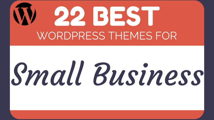 wordpress themes small business